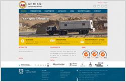 Site G.T.S - Ghrissi Transport & Service