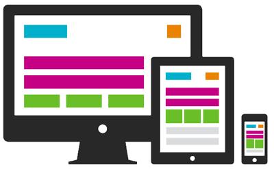Agence Cresus: Site responsive, responsive design, site adapté, creation, developpement, Tunisie, Sfax